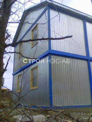 Варианты городков для рабочих и ИТР - Строй-НЭСАБ - №27