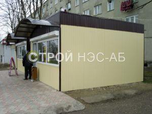 Торговые павильоны - Строй-НЭСАБ - №13