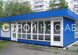 Торговые павильоны - Строй-НЭСАБ - №6