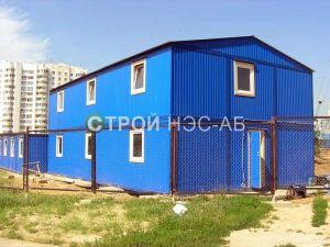 Варианты городков для рабочих и ИТР - Строй-НЭСАБ - №13