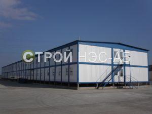 Варианты городков для рабочих и ИТР - Строй-НЭСАБ - №3