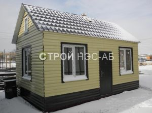 Дом из металлических бытовок - Строй-НЭСАБ - №20