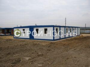 Варианты городков для рабочих и ИТР - Строй-НЭСАБ - №38