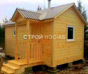 Дом на базе бытовки - Строй-НЭСАБ - №10