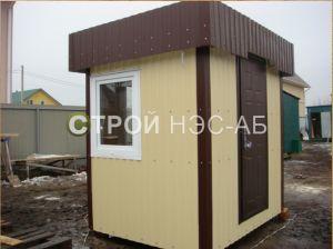 Посты-охраны - Строй-НЭСАБ - №3
