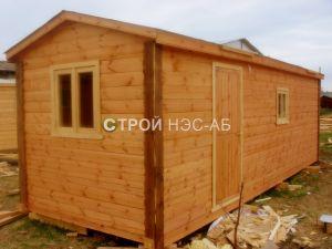 Дом на базе бытовки - Строй-НЭСАБ - №8