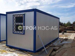 Блок-контейнер - Строй-НЭСАБ - №2