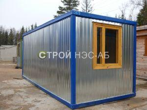 Блок-контейнер - Строй-НЭСАБ - №7