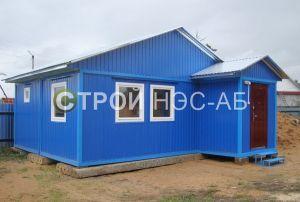 Дом из металлических бытовок - Строй-НЭСАБ - №11