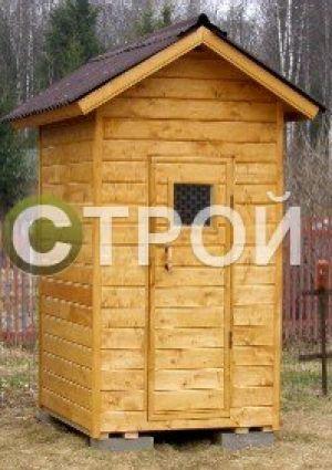 Садовый туалет - Строй-НЭСАБ - №26