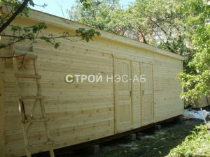 Бытовка дачная - Строй-НЭСАБ - №43