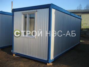 Блок-контейнер - Строй-НЭСАБ - №1