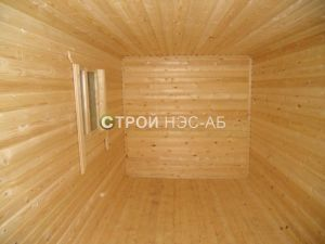 Хозблок с сан кабиной и душем - Строй-НЭСАБ - №3