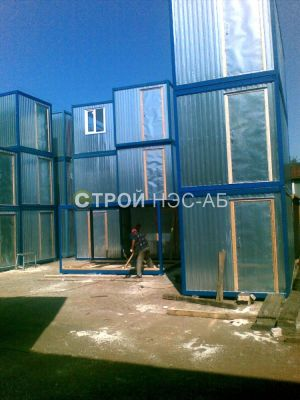 Блок-контейнер - Строй-НЭСАБ - №19