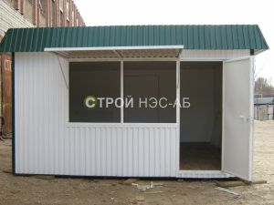 Торговые павильоны - Строй-НЭСАБ - №19