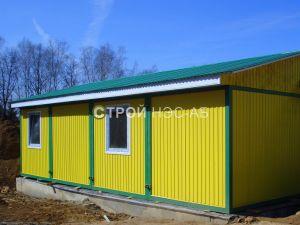Варианты внешней отделки - Строй-НЭСАБ - №7