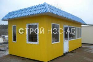 Торговые павильоны - Строй-НЭСАБ - №2
