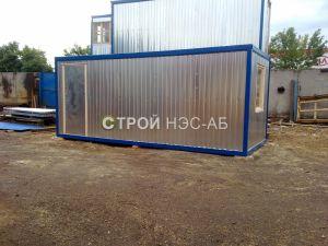 Блок-контейнер - Строй-НЭСАБ - №21