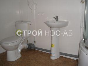 Санитарные блоки - Строй-НЭСАБ - №9