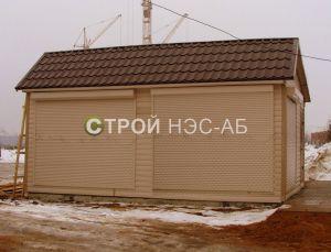 Торговые павильоны - Строй-НЭСАБ - №4