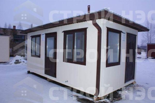 Блок-контейнер Элит-017 размер 2,35х6,0