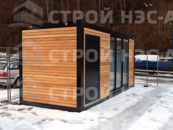 Блок-контейнер Элит-004 размер 2,5х6,0
