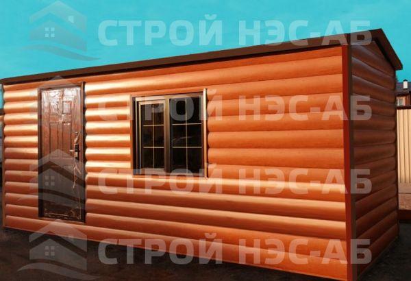 Блок-контейнер VIP-024 2,3х7,0х2,7