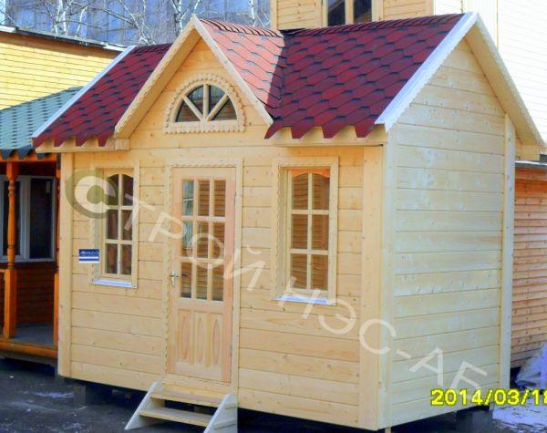 "Садовый домик -012 СД ""Афина"" размер 2,3х4,0"