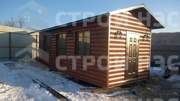 Блок-контейнер VIP-065 3,0х7,0