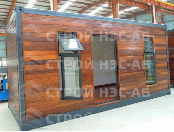 Блок-контейнер Элит-005 размер 2,5х6,0