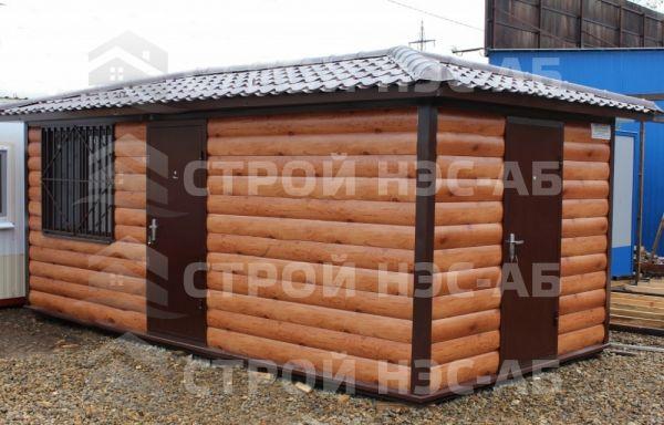 Блок-контейнер VIP-022 2,5х6,0