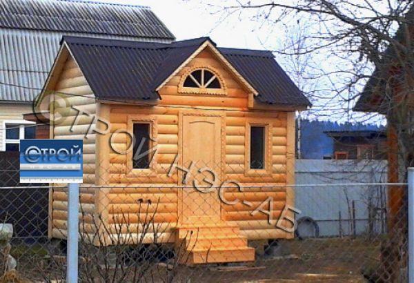 "Садовый домик -003  СД ""Авиана"" размер 2,0х3,5"