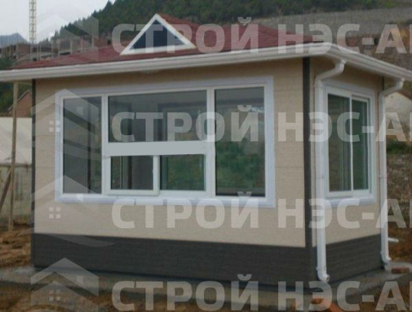 Блок-контейнер Элит-018 размер 2,5х6,0