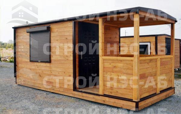 Блок-контейнер VIP-026 2,3х6,0х2,7