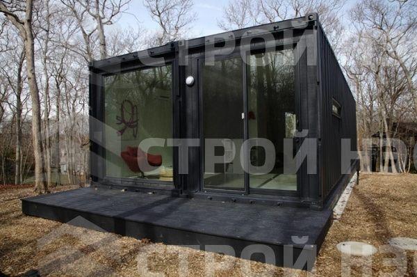 Блок-контейнер Элит-009 размер 5,0х6,0
