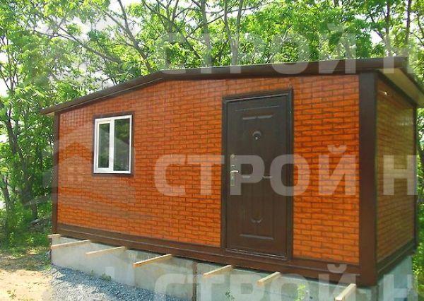 Блок-контейнер Элит-021 размер 2,3х6,0