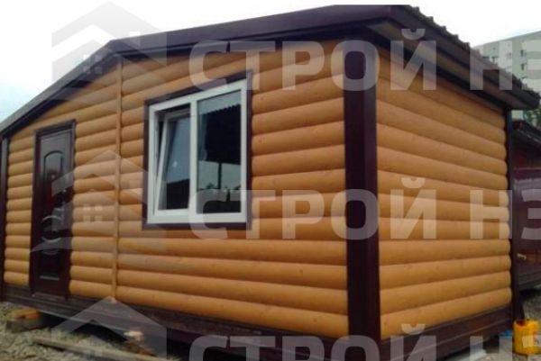 Блок-контейнер VIP-011 размер 2,5х6,0
