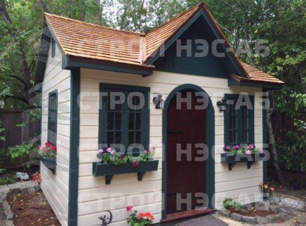 """Садовый домик -016 """"Аглая"""" размер 2,2х4,5"""