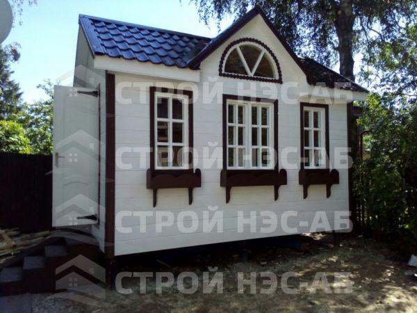"Садово-дачный домик СД ""Ангеля"" 2,3х5,3"