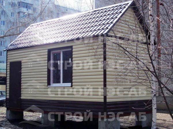 Блок-контейнер VIP-038 2,5х6,0