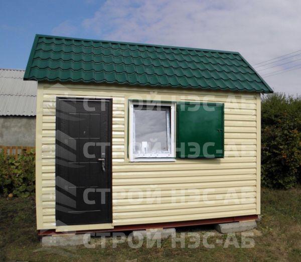 Блок-контейнер VIP-016 2,5Х4,0