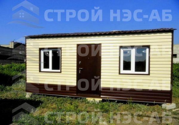Блок-контейнер VIP-040 2,5х6,0