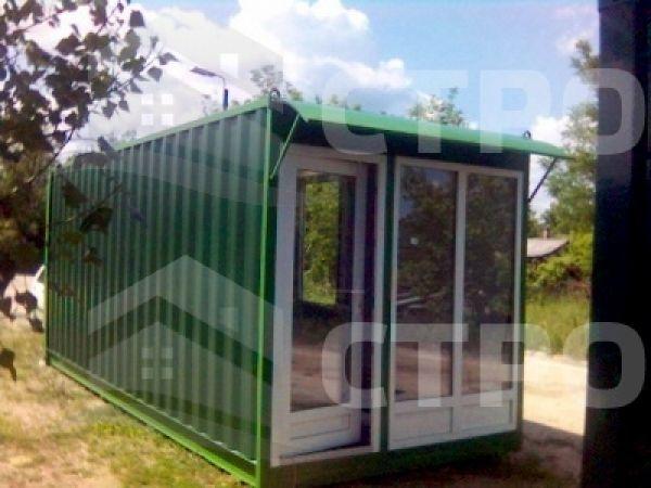 Блок-контейнер Элит-007 размер 2,5х6,0