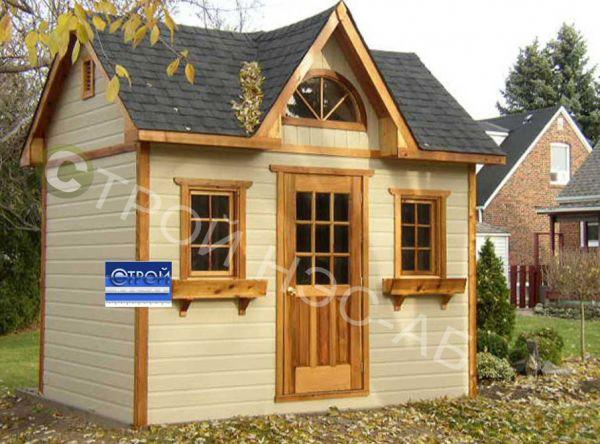 "Садовый домик -001 СД ""Амина"" размер 2,0х3,0"