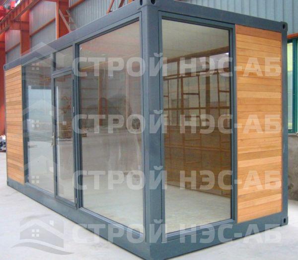 Блок-контейнер Элит-006 размер 2,5х6,0