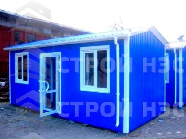 Блок-контейнер Элит-015 размер 2,5х6,0