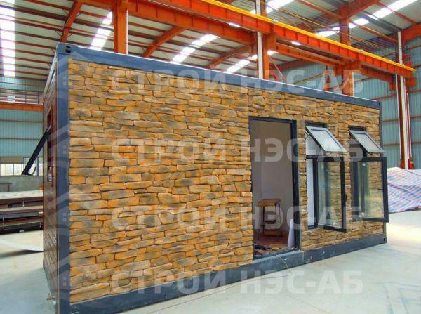 Блок-контейнер Элит-008 размер 2,5х6,0
