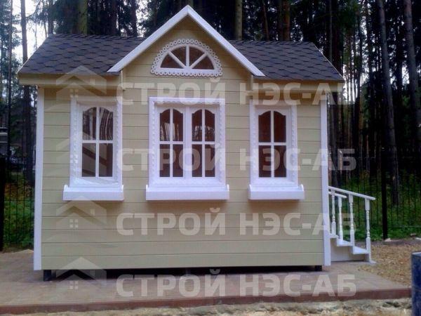 """Садовый домик -005 СД """"Ассоль"""" размер 2,5х5,0"""