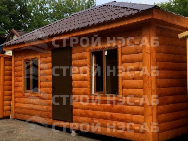 Блок-контейнер VIP-005 2,5х6,0